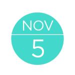 Nov 5